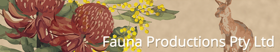 Fauna Productions header image